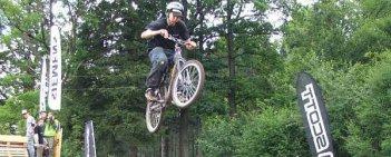 Festiwal rowerowy 2005 dirt.