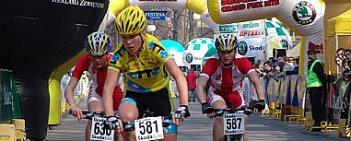 W Głuchołazach rozegrano pierwsze w tym roku zawody z cyklu SkodaAuto GP MTB.