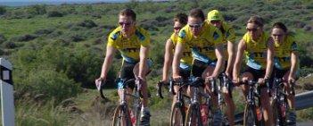 Ekipa Lotto tym razem lutowe zgrupowanie odbyła na Gran Canaria, a nie na Majorce.