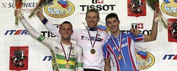 Zawody w Moskwie rozpoczęły zmagania kolarzy torowych o Puchar Świata w sezonie 2005/2006. Najlepiej z Polaków w stolicy Rosji wypadł Łukasz Kwiatkowski, który w keirinie zajął drugie miejsce.