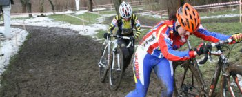 Mistrzostwa Polski w kolarstwie przełajowym, Gościęcin 2011 - wyścigi kobiet.