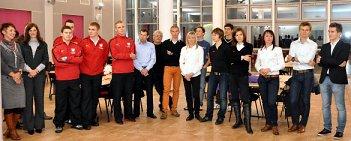 W dniach 24-26 listopada 2011 r. w Pruszkowie odbyło się nietypowe spotkanie potencjalnych olimpijczyków na Igrzyska XXX Olimpiady w Londynie