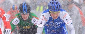 W Koziegłowach rozpczęły się mistrzostwa Polski w kolarstwie przełajowym. W pierwszym dniu imprezy rywalizowały młodsze kategorie wiekowe.