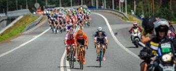 Drugi etap 71. Tour de Pologne 2014 z Torunia do Warszawy