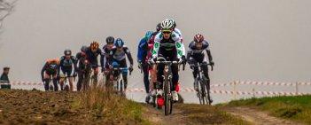 Wyścigiem w Koźminku, zakończył się krajowy sezon przełajowy i cykl Pucharu Polski.