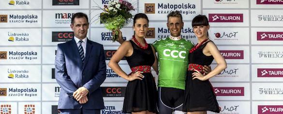 Małopolski Wyścig Górski/Robert Jarosz