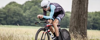 Marcin Białobłocki (One Pro Cycling) został mistrzem Polski w jeździe indywidualnej na czas.