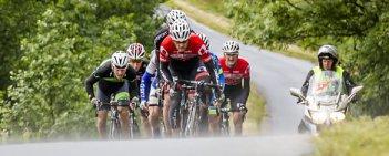 Frantisek Sisr (Dukla Praha) triumfował na trasie Korony Kocich Gór, wyścigu zaliczanym do kalendarza UCI (klasa 1.2).