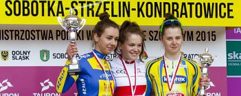 Daria Pikulik (BCM Nowatex Ziemia Darłowska) i Szymon Sajnok (Cartusia Kartuzy) zostali mistrzami Polski w kategorii juniorka i junior.