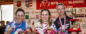 Marta Turoboś (LKK LUKS Sławno) i Marcin Kawalec (Kross Im-Motion) zostali Mistrzami Polski w sprintach MTB, rozgrywanych w Sławnie.