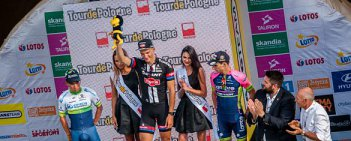 1. etap 72. Tour de Pologne UCI World Tour 2015