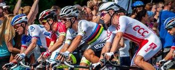 3. etap 72. Tour de Pologne UCI World Tour: Zawiercie-Katowice 166 km.