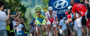 6. etap 72. Tour de Pologne UCI World Tour, Bukovina Terma Hotel Spa - Bukowina Tatrzańska (174 km).