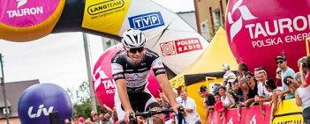 Około pięciuset kolarzy wystartowało w finałowych zawodach Tauron Lang Team Race w Bytowie.