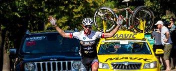 W tegorocznym Tour de Rybnik ścigali się także amatorzy i mastersi.