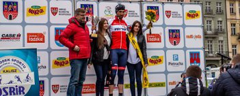 2. etap wyścigu Szlakiem Bursztynowym Hellena Tour 2016