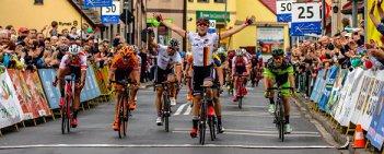 2. etap wyścigu Bałtyk Karkonosze Tour 2016
