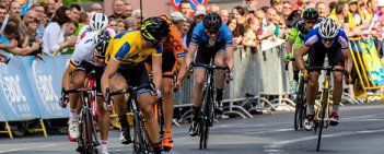 4. etap wyścigu Bałtyk Karkonosze Tour 2016