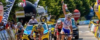 Mistrzostwa Polski w kolarstwie szosowym - Świdnica 2016: wyścig juniorek