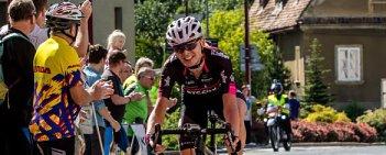 Wyścig kobiet Tour de Feminin, etap 1.