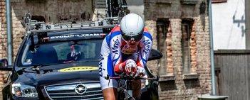 Wyścig kobiet Tour de Feminin, etap 3.
