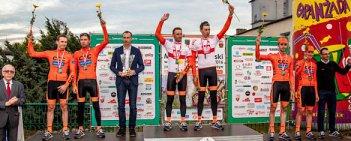Mistrzostwa Polski w jeździe dwójkami na czas 2016 odbyły się w miejscowości Godziesze Wielkie.
