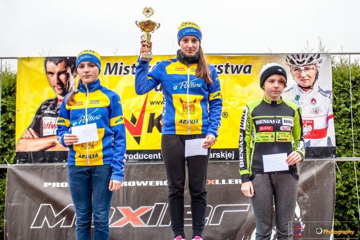 W Hucisku odbył się Ogólnopolski Wyścig w Kolarstwie Przełajowym