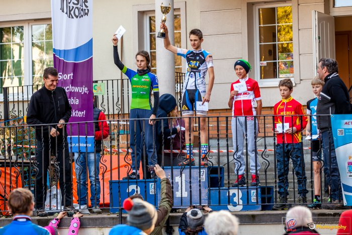 III seria przełajowego Pucharu Polski odbyła się w Mikołowie.